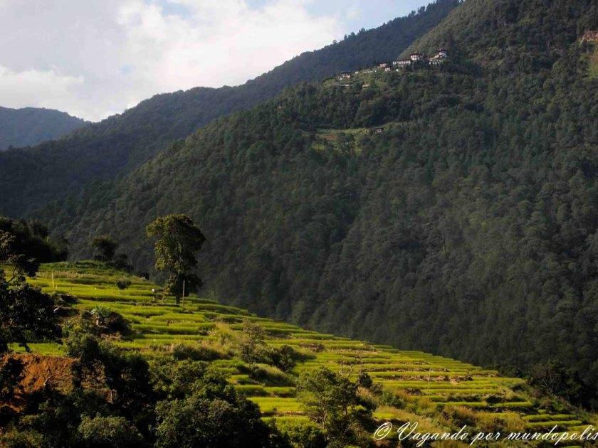 Viajar a Bután