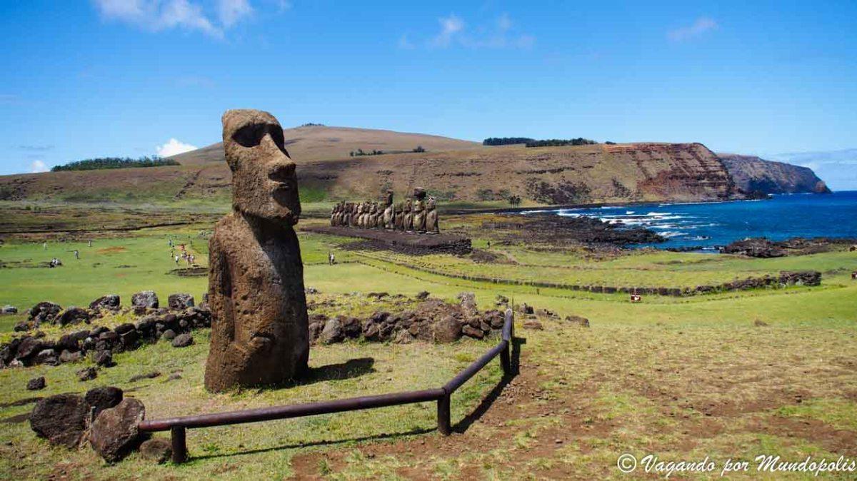 Viaje a Isla de Pascua. Recorrido por la isla de RapaNui
