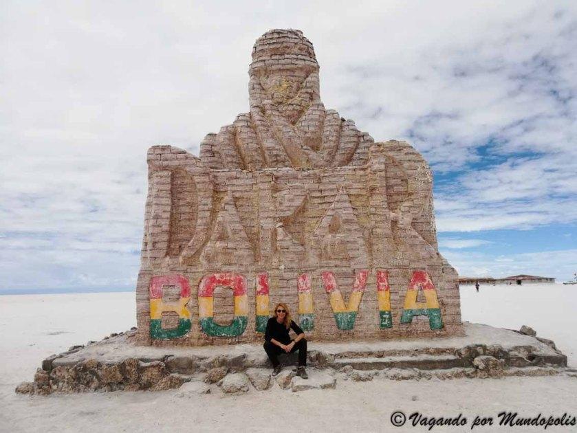Monumento al Dakar-Uyuni