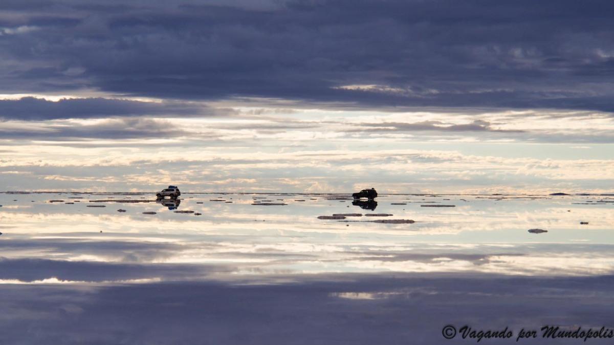 El Salar de Uyuni y el EfectoEspejo